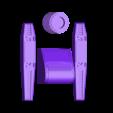 Black_Parts.stl Download free STL file Retro Dingbot Replica • 3D printable model, Geoffro