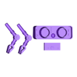 Red_Parts.stl Download free STL file Retro Dingbot Replica • 3D printable model, Geoffro