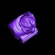 facehugger_bust.stl Download free STL file Aliens Face Hugger Bust • 3D printer template, Geoffro