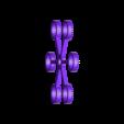 Wheel02.stl Télécharger fichier STL gratuit Automatic Bubble Turret Project • Modèle pour impression 3D, Yuval_Dascalu