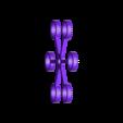 Wheel.stl Télécharger fichier STL gratuit Automatic Bubble Turret Project • Modèle pour impression 3D, Yuval_Dascalu
