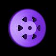 DF XDerby Formula Wheel (repaired).stl Download free STL file Dreamfactory XDerby • 3D printer template, yanizo