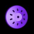 DF XDerby Hot Rod Wheel.stl Download free STL file Dreamfactory XDerby • 3D printer template, yanizo