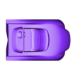 DF XDerby Hot rod California Roadster Rear.stl Download free STL file Dreamfactory XDerby • 3D printer template, yanizo