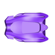 DF XDerby SciFi Rear X7.stl Download free STL file Dreamfactory XDerby • 3D printer template, yanizo