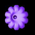 Pumkin_Top.stl Download free STL file Jack O'Lantern • 3D printer template, Desktop_Makes