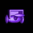 Rotom_Mow.STL Download free STL file Rotom - Mow Form • 3D printer model, Philin_theBlank