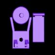 Target_Assemby_(Modular Castle Playset - 3D-printable)_By_CreativeTools.se.stl Télécharger fichier STL gratuit Plateau modulaire de château (imprimable en 3D) • Modèle à imprimer en 3D, CreativeTools