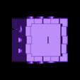 Tower_Corner_Hollow_(Modular Castle Playset - 3D-printable)_By_CreativeTools.se.stl Télécharger fichier STL gratuit Plateau modulaire de château (imprimable en 3D) • Modèle à imprimer en 3D, CreativeTools