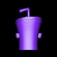 Master_Shake.stl Download free STL file Master Shake - Aqua Teen Hunger Force • Design to 3D print, ChaosCoreTech