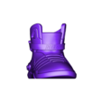 Back_to_the_Future_Nike_sneaker_R.STL Download free STL file Back to the future Nike Sneakers & HOVER BOARD made by ATOM 3D printer • 3D printing design, ATOM3dp