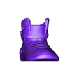 Back_to_the_Future_Nike_sneaker_L.STL Download free STL file Back to the future Nike Sneakers & HOVER BOARD made by ATOM 3D printer • 3D printing design, ATOM3dp