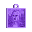 lithophane_monalisa2.stl Download free STL file Lithophane Mona Lisa • 3D printable design, robinfang