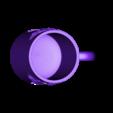 Stak_Mug.stl Download STL file Game Of Thrones Stark Coffee Mug • 3D printer object, SimaDesign