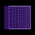 Box 4.STL Download free STL file Box number 4, plug-in rack, set of boxes, ordering system • 3D print model, AH727
