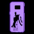 coquecamtaine.stl Download free STL file Samsung galaxy s7 captain america • 3D printer object, craazysnak3