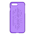 force awaken.stl Download STL file Iphone 4 Covers • 3D printable template, vincent91100
