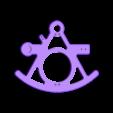 sextant-main.stl Télécharger fichier STL Sextant • Design à imprimer en 3D, Ufon