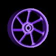 front_rim.stl Télécharger fichier STL gratuit 2016 Suzuki GSX-RR MotoGP RC Moto • Modèle pour imprimante 3D, brett
