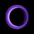 skinny_knobby_tire.stl Télécharger fichier STL gratuit 2016 Suzuki GSX-RR MotoGP RC Moto • Modèle pour imprimante 3D, brett