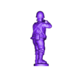 WWIIAmericanBodyP4Full.stl Download free STL file WWII American Body P4 • 3D printer design, SciFiTim