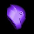 helmet (right).stl Download free STL file 2016 Ducati Draxter Concept Drag Bike RC • 3D printer template, brett