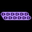 Stockage Piles AAA.stl Download free STL file Storage Batteries AAA • 3D print object, LAFABRIK3D