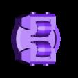 shoota_base.stl Télécharger fichier STL gratuit KustomWagon (en plusieurs pièces) • Objet imprimable en 3D, Savex