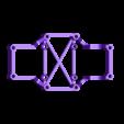 OpenRC_Mini_Quad_Electronics_Frame.stl Télécharger fichier STL gratuit OpenRC 220 FPV Mini Quad • Objet à imprimer en 3D, DanielNoree