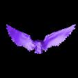 Kukulkan_Wings_1.stl Download free STL file SMITE Kukulkan Statue • 3D printable object, Solid_Alexei