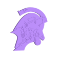 Kojima_Productions_Badge.stl Download free STL file Kojima Productions Logo • 3D printer design, Solid_Alexei