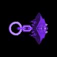 ASP_Keyring_Small.stl Download free STL file Elite Dangerous Asp Explorer Custom Keyring • 3D print model, Solid_Alexei