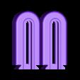 GEAR-BASE_SIDES_R2.stl Download free STL file Math Gear(s) • 3D print design, WorksBySolo