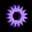 NOISEMAKER-GEAR.stl Download free STL file Party Noisemaker • 3D printable object, WorksBySolo