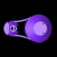 NOISEMAKER-BODY_R2.stl Download free STL file Party Noisemaker • 3D printable object, WorksBySolo