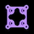 Adaptateur LUMENIER MICRO LUX F4 20x20 for 30,5x30,5.stl Download free STL file LUMENIER MICRO LUX F4 Adapter Flight controler 20x20mm / 30.5x30.5mm • 3D printer object, Microdure