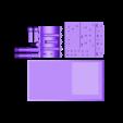 Overheadconsole01.STL Download STL file Vario Lynx 1:8 scale cockpit interior. • Template to 3D print, tahustvedt
