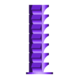 PLA_TEMP_TEST.stl Download free STL file Ultimaker 2 temperature torture calibration test • 3D printing design, B2TM