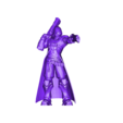 Reaper_Fixed_Makeprintable.stl Download free STL file Reaper (Overwatch) fixed • 3D printing design, B2TM