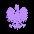 eagle Polska.stl Download STL file Polska eagle • 3D print model, asturmaker3d