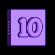 10.stl Download free STL file Mental blocks • Object to 3D print, RevK