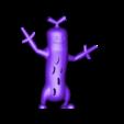 86Duino-Sudowoodo-1.STL Download free STL file Sudowoodo / Pokémon • 3D printer design, 86Duino