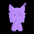husky_logo.stl Download free STL file Husky Key chain • 3D printable design, NateCreate