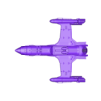 NX-Alpha.stl Download free STL file Star Trek USS Enterprise Collection • 3D printable design, Solid_Alexei