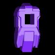 foot07v3_WIDE.stl Télécharger fichier STL gratuit Transformers COMBINER WARS Bruticus and Menasor Feet • Objet à imprimer en 3D, sickofyou