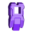 foot07v2_WIDE.stl Télécharger fichier STL gratuit Transformers COMBINER WARS Bruticus and Menasor Feet • Objet à imprimer en 3D, sickofyou