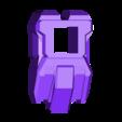 foot07_WIDE.stl Télécharger fichier STL gratuit Transformers COMBINER WARS Bruticus and Menasor Feet • Objet à imprimer en 3D, sickofyou