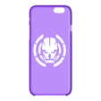 Skull Case.stl Download STL file iPhone 6s Skull Case • Object to 3D print, eMBe85