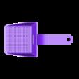Lizard_scoop.stl Download free STL file Small poop scoop for reptile habitat • 3D printer object, PRINTinZ