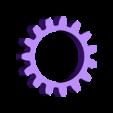 Gears x4.STL Télécharger fichier STL gratuit Hand handner four gears • Plan pour imprimante 3D, Vladimir310873